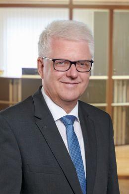 Dipl.-Ing. (FH) Herbert Schlag, Geschäftsführer, Steuerberater, Straubing